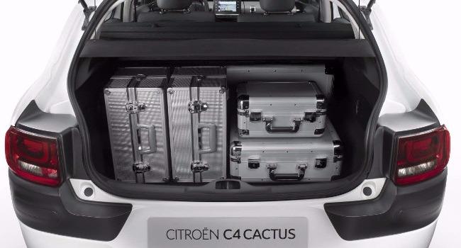 C4 Cactus Diesel Manuelle 2017