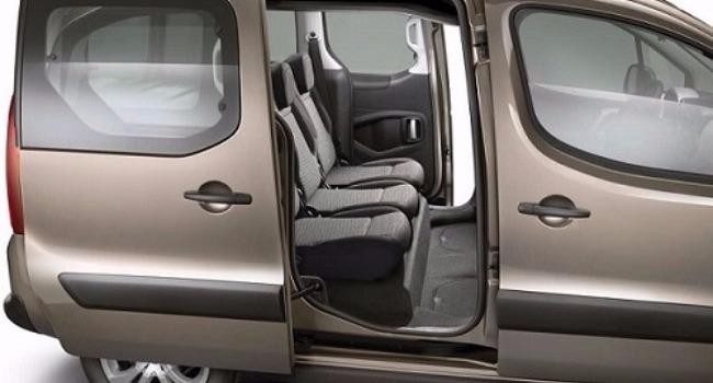 Berlingo Confort Diesel 2017